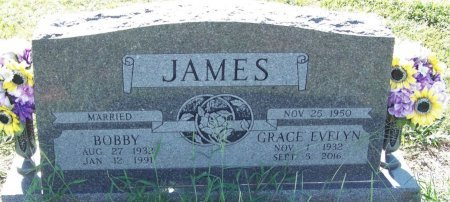 JAMES, BOBBY - Franklin County, Arkansas | BOBBY JAMES - Arkansas Gravestone Photos