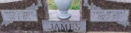 JAMES, EDNA - Franklin County, Arkansas | EDNA JAMES - Arkansas Gravestone Photos
