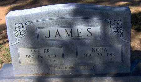 JAMES, LESTER - Franklin County, Arkansas | LESTER JAMES - Arkansas Gravestone Photos