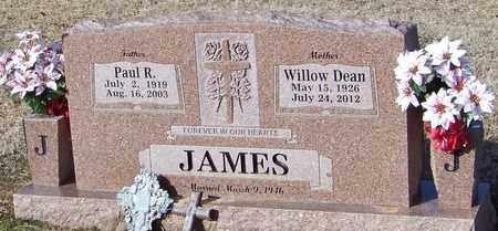 JAMES, WILLOW DEAN - Franklin County, Arkansas | WILLOW DEAN JAMES - Arkansas Gravestone Photos