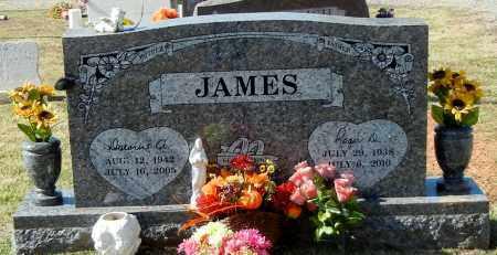 JAMES, DOLORES A - Franklin County, Arkansas   DOLORES A JAMES - Arkansas Gravestone Photos
