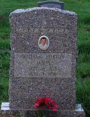 JAMES, WILLIAM HORTON - Franklin County, Arkansas   WILLIAM HORTON JAMES - Arkansas Gravestone Photos