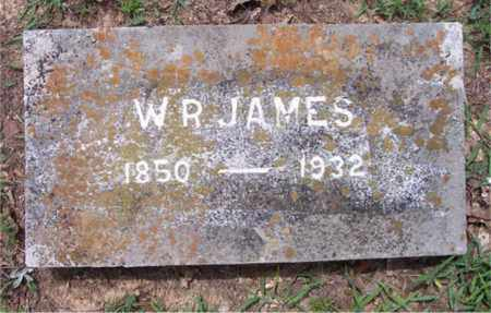 JAMES, WILLIAM RUSSELL - Franklin County, Arkansas | WILLIAM RUSSELL JAMES - Arkansas Gravestone Photos
