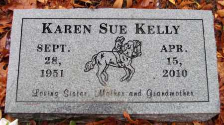 KELLY, KAREN SUE - Franklin County, Arkansas | KAREN SUE KELLY - Arkansas Gravestone Photos