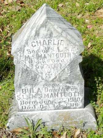 MANTOOTH, BULA - Franklin County, Arkansas   BULA MANTOOTH - Arkansas Gravestone Photos