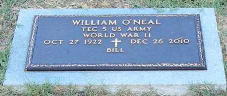"O'NEAL (VETERAN WWII), WILLIAM ""BILL"" - Franklin County, Arkansas   WILLIAM ""BILL"" O'NEAL (VETERAN WWII) - Arkansas Gravestone Photos"