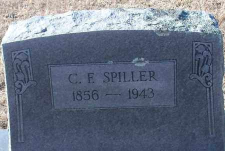 SPILLER, CAREY FRANK - Franklin County, Arkansas | CAREY FRANK SPILLER - Arkansas Gravestone Photos