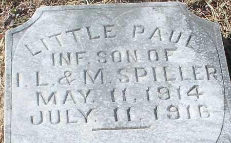 SPILLER, PAUL - Franklin County, Arkansas   PAUL SPILLER - Arkansas Gravestone Photos
