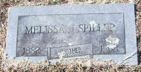 SPILLER, MELISSA JANE - Franklin County, Arkansas | MELISSA JANE SPILLER - Arkansas Gravestone Photos