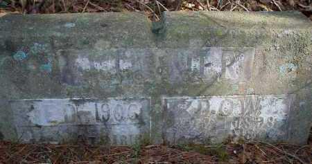 TURNER, ED - Franklin County, Arkansas   ED TURNER - Arkansas Gravestone Photos