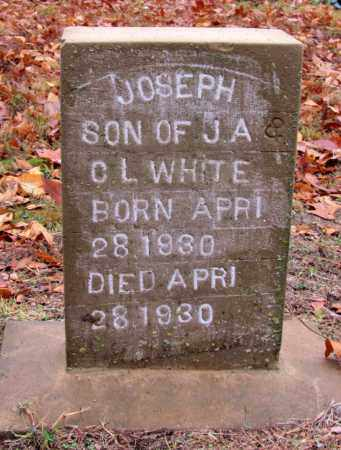 WHITE, JOSEPH - Franklin County, Arkansas   JOSEPH WHITE - Arkansas Gravestone Photos