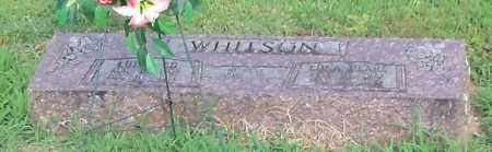 WHITSON, EULAS ED - Franklin County, Arkansas | EULAS ED WHITSON - Arkansas Gravestone Photos