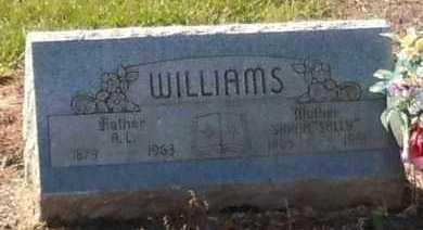 WILLIAMS, A LEVI - Franklin County, Arkansas | A LEVI WILLIAMS - Arkansas Gravestone Photos