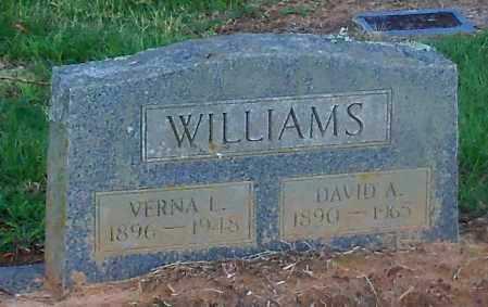 WILLIAMS, VERNA L - Franklin County, Arkansas | VERNA L WILLIAMS - Arkansas Gravestone Photos