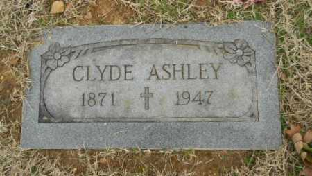 ASHLEY, CLYDE WALTER - Fulton County, Arkansas | CLYDE WALTER ASHLEY - Arkansas Gravestone Photos