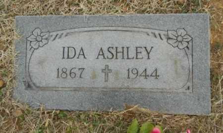 ASHLEY, IDA J. - Fulton County, Arkansas | IDA J. ASHLEY - Arkansas Gravestone Photos