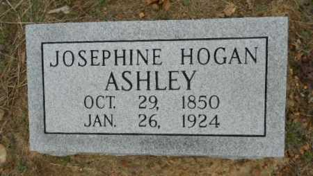 HOGAN ASHLEY, JOSEPHINE - Fulton County, Arkansas | JOSEPHINE HOGAN ASHLEY - Arkansas Gravestone Photos