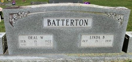 BATTERTON, ORAL W. - Fulton County, Arkansas | ORAL W. BATTERTON - Arkansas Gravestone Photos