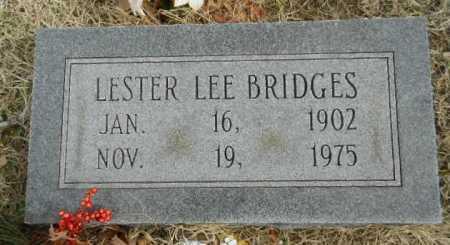 BRIDGES, LESTER LEE - Fulton County, Arkansas | LESTER LEE BRIDGES - Arkansas Gravestone Photos