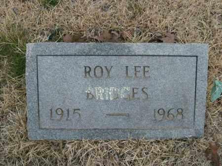 BRIDGES, ROY LEE - Fulton County, Arkansas   ROY LEE BRIDGES - Arkansas Gravestone Photos