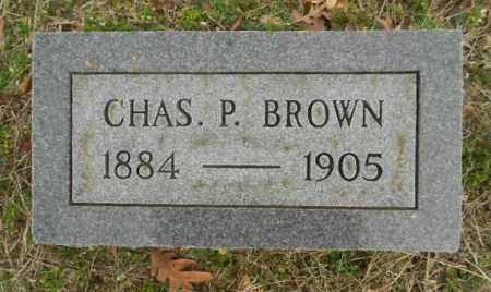 BROWN, CHARLES P. - Fulton County, Arkansas | CHARLES P. BROWN - Arkansas Gravestone Photos