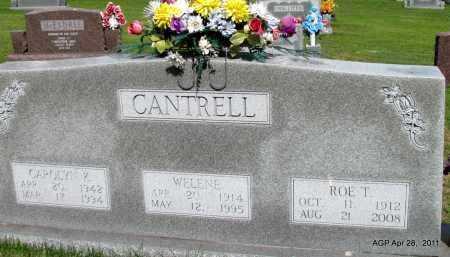 CANTRELL, CAROLYN K - Fulton County, Arkansas | CAROLYN K CANTRELL - Arkansas Gravestone Photos
