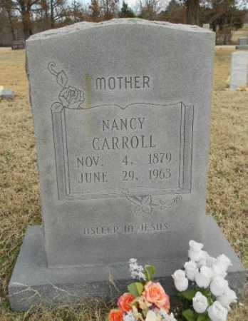 HERRON CARROLL, NANCY CLEMENTINE - Fulton County, Arkansas | NANCY CLEMENTINE HERRON CARROLL - Arkansas Gravestone Photos