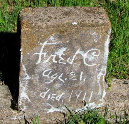CUNNINGHAM, FRED - Fulton County, Arkansas   FRED CUNNINGHAM - Arkansas Gravestone Photos
