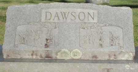 DAWSON, NANCY J. - Fulton County, Arkansas | NANCY J. DAWSON - Arkansas Gravestone Photos