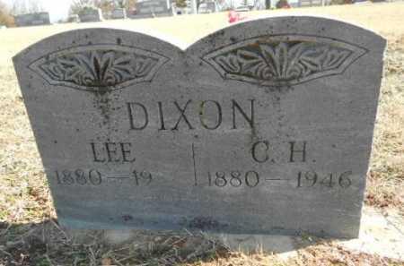 JACKSON DIXON (1), PHONISSA LEE - Fulton County, Arkansas | PHONISSA LEE JACKSON DIXON (1) - Arkansas Gravestone Photos