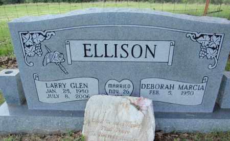 ELLISON, LARRY GLEN - Fulton County, Arkansas | LARRY GLEN ELLISON - Arkansas Gravestone Photos