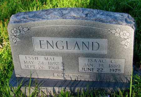ENGLAND, ISAAC CLEVELAND - Fulton County, Arkansas | ISAAC CLEVELAND ENGLAND - Arkansas Gravestone Photos