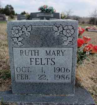 FELTS, RUTH MARY - Fulton County, Arkansas | RUTH MARY FELTS - Arkansas Gravestone Photos