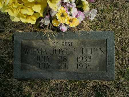 FELTS, WILMA JOYCE - Fulton County, Arkansas | WILMA JOYCE FELTS - Arkansas Gravestone Photos