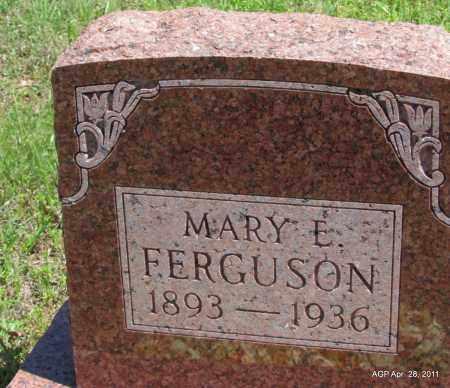 FERGUSON, MARY E - Fulton County, Arkansas | MARY E FERGUSON - Arkansas Gravestone Photos
