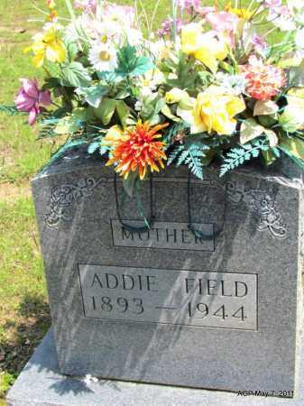 FIELD, ADDIE - Fulton County, Arkansas   ADDIE FIELD - Arkansas Gravestone Photos