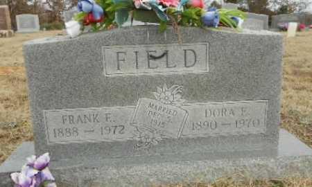 FIELD, DORA EMALINE - Fulton County, Arkansas | DORA EMALINE FIELD - Arkansas Gravestone Photos