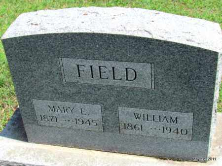FIELD, MARY E - Fulton County, Arkansas | MARY E FIELD - Arkansas Gravestone Photos