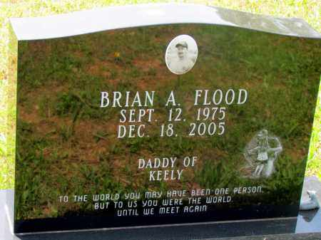 FLOOD, BRIAN ALLEN - Fulton County, Arkansas | BRIAN ALLEN FLOOD - Arkansas Gravestone Photos