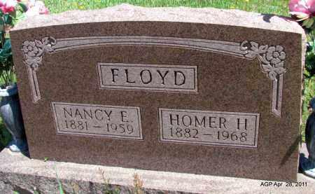 FLOYD, NANCY ELEZEBETH - Fulton County, Arkansas   NANCY ELEZEBETH FLOYD - Arkansas Gravestone Photos