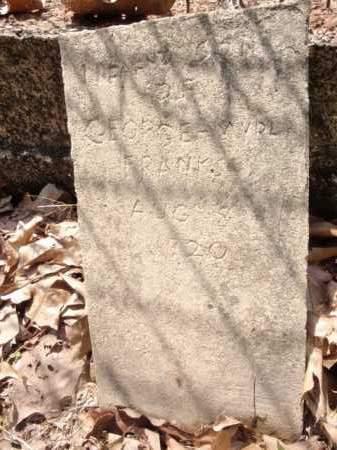 FRANKS, INFANT SON - Fulton County, Arkansas | INFANT SON FRANKS - Arkansas Gravestone Photos