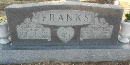 FRANKS, RAYMOND ROSCOE - Fulton County, Arkansas | RAYMOND ROSCOE FRANKS - Arkansas Gravestone Photos
