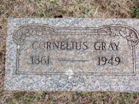 GRAY, CORNELIUS - Fulton County, Arkansas   CORNELIUS GRAY - Arkansas Gravestone Photos