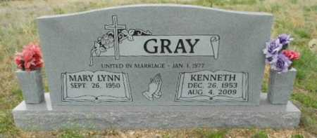 GRAY, KENNETH - Fulton County, Arkansas | KENNETH GRAY - Arkansas Gravestone Photos