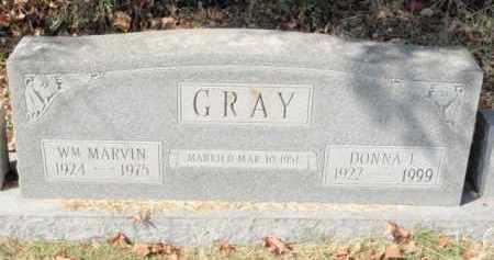GRAY, DONNA L. - Fulton County, Arkansas | DONNA L. GRAY - Arkansas Gravestone Photos