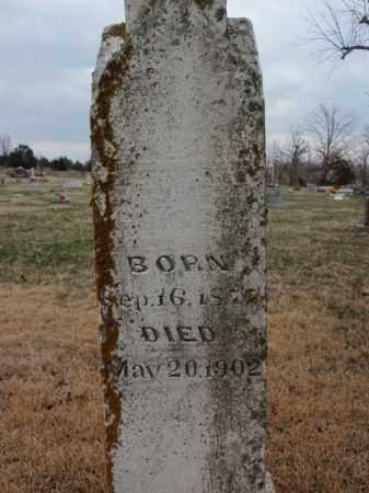 GRISSO, W.C. - Fulton County, Arkansas | W.C. GRISSO - Arkansas Gravestone Photos
