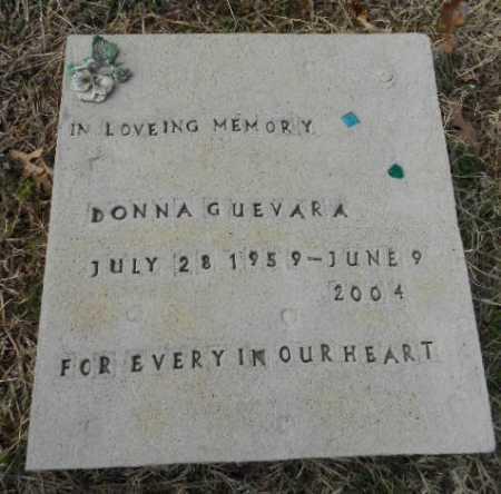 BOX GUEVARA, DONNA KAY - Fulton County, Arkansas | DONNA KAY BOX GUEVARA - Arkansas Gravestone Photos