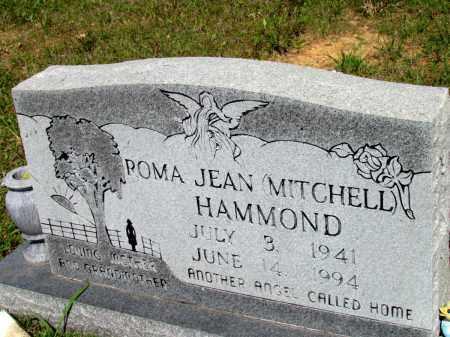 HAMMOND, ROMA JEAN - Fulton County, Arkansas | ROMA JEAN HAMMOND - Arkansas Gravestone Photos