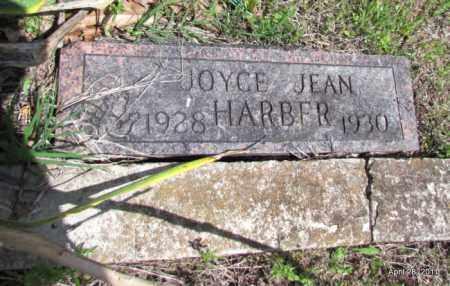 HARBER, JOYCE JEAN - Fulton County, Arkansas | JOYCE JEAN HARBER - Arkansas Gravestone Photos