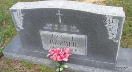 HARBER, JACK J - Fulton County, Arkansas | JACK J HARBER - Arkansas Gravestone Photos